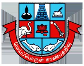Madurai Kamaraj University Logo